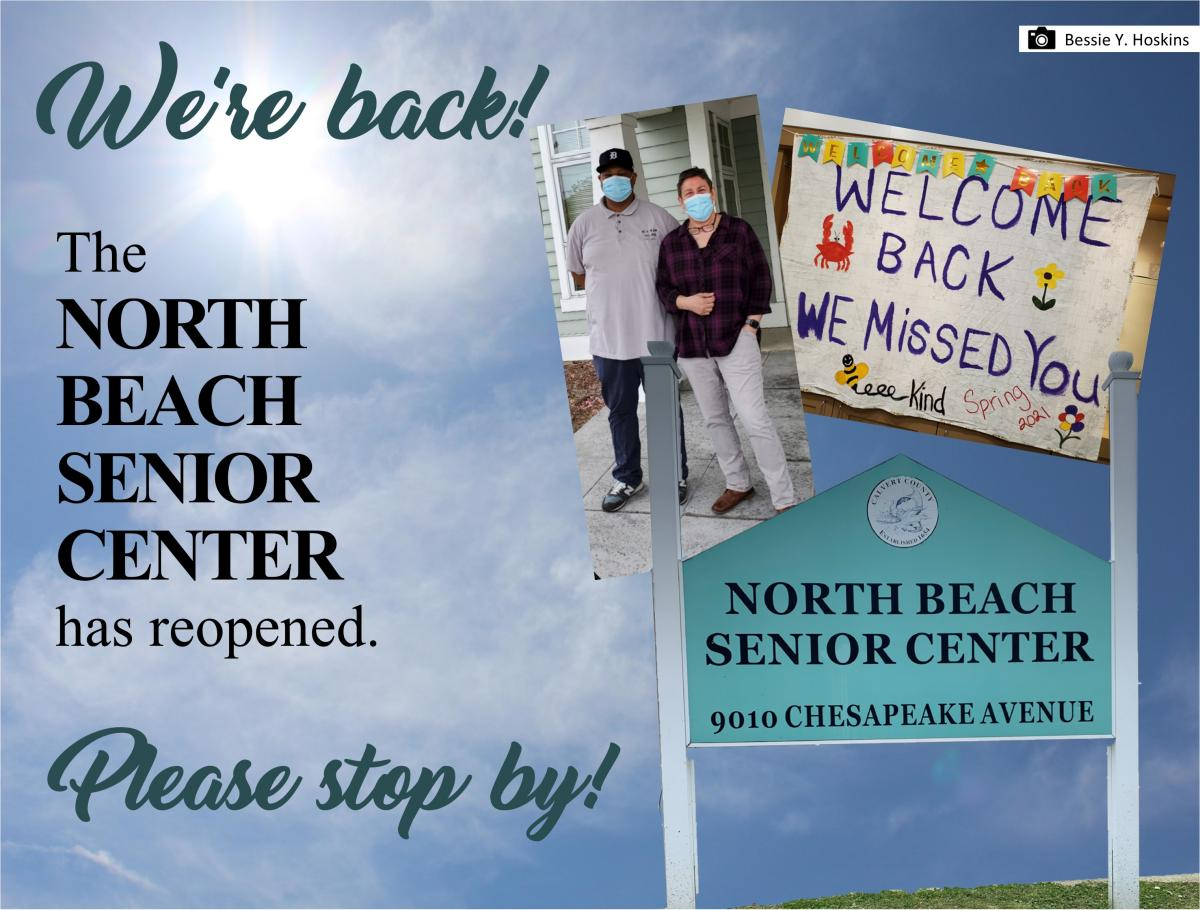 senior center open