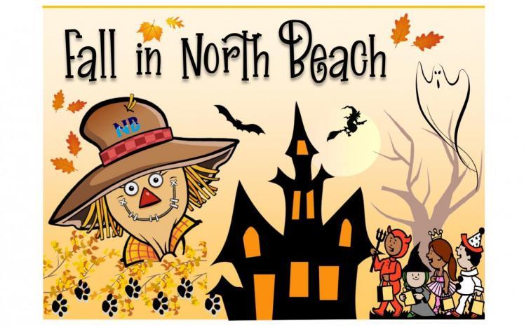 fall in north beach
