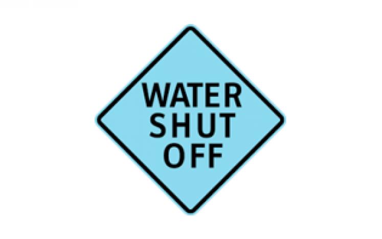 water shut off